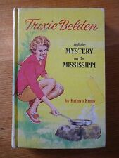 TRIXIE BELDEN and the MYSTERY on the MISSISSIPPI HB 1965