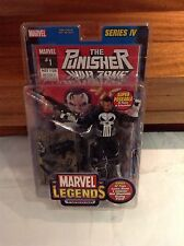 Marvel Legends Series lV The Punisher and War Zone