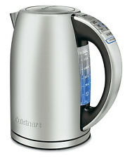 1.7 Liter Stainless Steel Cordless Electric Kettle Hot Water Steeping Tea Pot RV