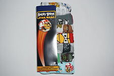 NWT ANGRY BIRDS STAR WARS BOY 7 briefs underwear size 2T- 3T multi color