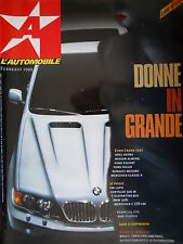 L'automobile Supplem. n. 578 1999 Prove VW Lupo, Chrysler 300M, BMW 318 I [Q74]