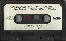 INXS MICHAEL HUTCHENCE LISTEN LIKE THIEVES UK WEA PROMO PAPER LABELS+BONUS TRACK