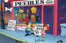 MAGILLA GORILLA & GANG PRINT Hanna Barbera