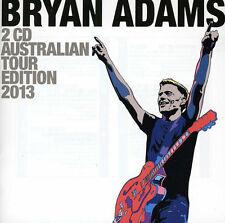 BRYAN ADAMS (2013 AUSTRALIAN TOUR EDITION GREATEST HITS 2CD SEALED + FREE POST)
