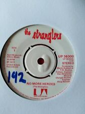 "The Stranglers - No More Heroes 7"" single EX"