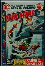 DC Comics TEEN TITANS #40 Robin Kid Flash Wonder Girl Speedy FN 6.0
