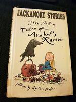 **HB** Tales of Arabel's Raven (1975) Joan Aiken - Jackanory Stories