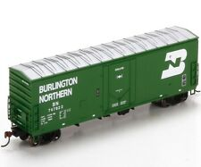 Athearn ATH74945 HO 50' Youngstown Door Box Burlington Northern #747898 RTR