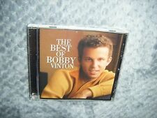 The Best of Bobby Vinton by Bobby Vinton (CD, 2004, Epic)