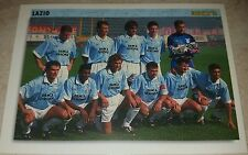 CARD JOKER 1994 LAZIO SQUADRA CALCIO FOOTBALL SOCCER ALBUM
