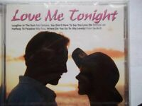 Various Artists - Love Me Tonight (CD) (2006) New
