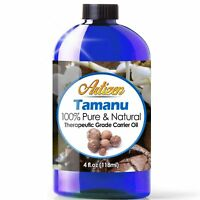 Artizen Tamanu Oil - (100% PURE & NATURAL) - Extra Virgin & COLD PRESSED - 4oz