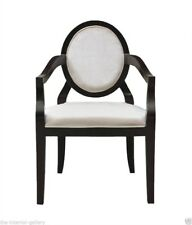 Dining Chair - Modern Dining Room Chair - Solid Wood - Arm Chair - Charlotte