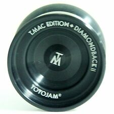 YoYoJam DiamondBack II Yo-Yo - T-Mac Edition - Black