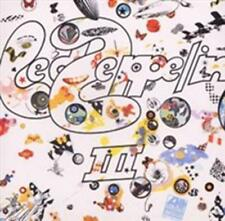 Led Zeppelin III (remastered) LP Vinile Rhino Records