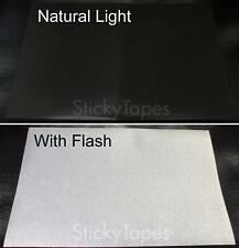 3M Hi Viz Scotchlite Black Reflective Adhesive Film Tape for Shop Sign Car Bike
