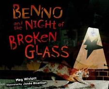 Benno and the Night of Broken Glass (Paperback or Softback)