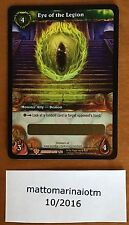 "World of Warcraft Loot card ""Eye of the Legion"" - UNSCRATCHED"