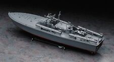Hasegawa 1/72 Black Lagoon PT Boat Model Kit NEW from Japan