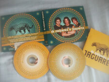 DE CAIFANES A JAGUARES, DIGIPACK, MADE IN SPAIN, 2 CD