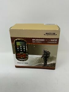 Magellan Explorist 350H GPS Designed For the Hunter New