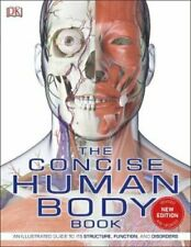 The Concise Human Body Book An illustrated guide to its structu... 9780241395523