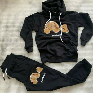 New Men  PALM ANGELS  Hoodie Tracksuit Size M  (-40% OFF)