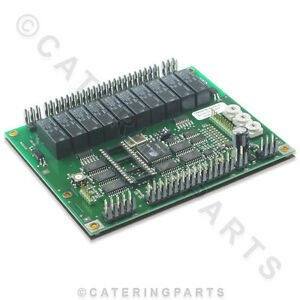 HOBART 774505-50 CPU PROCESSOR PCB DISHWASHER GLASSWASHER AMX AUX FX GX HX UX
