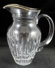 Waterford HANOVER GOLD 32 Ounce Pitcher GREAT CONDITION