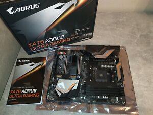 AORUS X470 Ultra Gaming Carte mère/Motherboard RGB Fusion