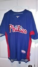 Ryan Howard 2008 Philadelphia Phillies Spring Traiing Jersey Size XXL-New