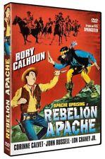 APACHE UPRISING  (1965) **Dvd R2** Rory Calhoun, Corinne Calvet,