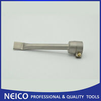 2Pcs Welding Nozzles For Leister 20Mm And 40Mm Flat Wel X2B9 Bak Hot Air Heat