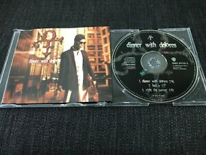 PRINCE - DINNER WITH DELORES     RARE  CD SINGLE