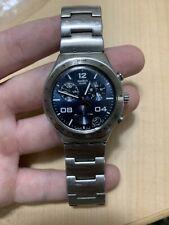 Swatch Watch Irony Blue Dial Metal Strap