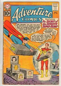 Adventure Comics #290 (GD) (1961, DC) [b] Early Legion!