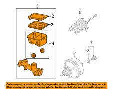 GM OEM COWL-Master Cylinder Assembly 19236088