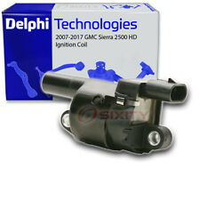 Delphi Ignition Coil for 2007-2017 GMC Sierra 2500 HD - Spark Plug fr
