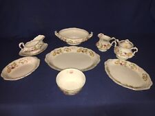 J.H.Wetherby & Sons, Hanley, England ~ Serving Dishes ~ (8 Pcs)