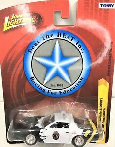 Johnny Lightning ** Custom 1985 Chevy Camaro Drag Car * Beat The Heat *1/64 *