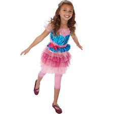 COSTUME WINX BLOOM TG. 1-3 ANNI Carnevale Travestimento Bambina Vestito UMB78516