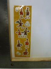 Sandylion Dreamworks Chicken Run Stickers New A24513
