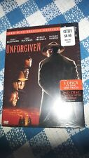 Unforgiven - Dvd Sealed New!