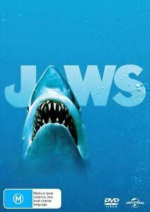 Jaws - BRAND NEW - DVD