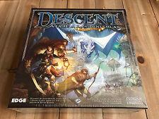 DESCENT - Caja Básica - juego de mesa - EDGE - FF - Reinos de Terrinoth