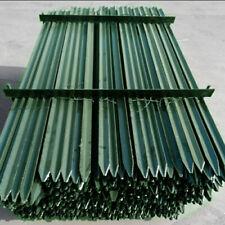 Green Y-Posts Rural Steel Fencing Post Star Picket RANGE