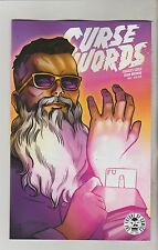 IMAGE COMICS CURSE WORDS #2 FEBRUARY 2017 VARIANT B 1ST PRINT NM