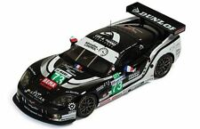 Corvette C6 R - P. Goueslard/J. Jousse/Maassen - LMGT1 Le Mans 2010 #73 - Ixo