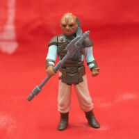 Vintage Star Wars Weequay Complete Action Figure w/ Weapon
