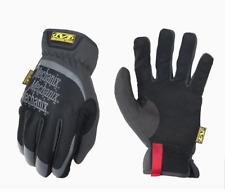 Mechanix Wear - FastFit Work Gloves - Black in full size